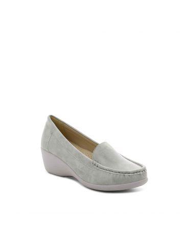 נעלי מוקסין רוקי אפורות