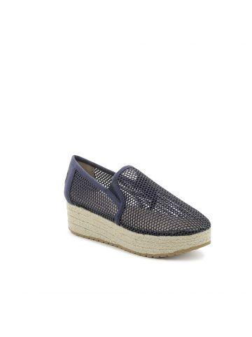 נעלי פלטפורמה אספדריל נייבי