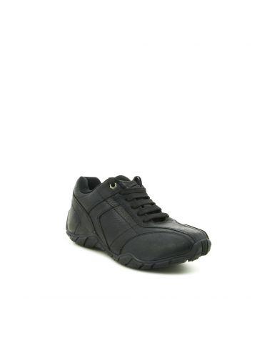 נעלי הליכה יומיומיות שחורות
