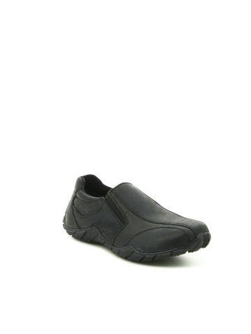 נעלי סירה יומיומיות שחורות