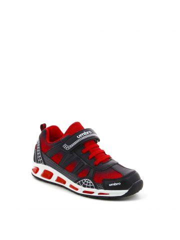 נעלי ספורט משולבות בצבע שחור