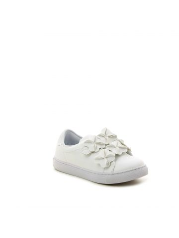 נעלי סניקרס יפיפיות עם פרחים