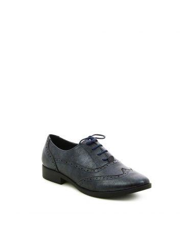 נעלי אוקספורד שחור