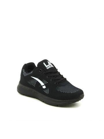 נעלי ספורט אופנתיות שחורות