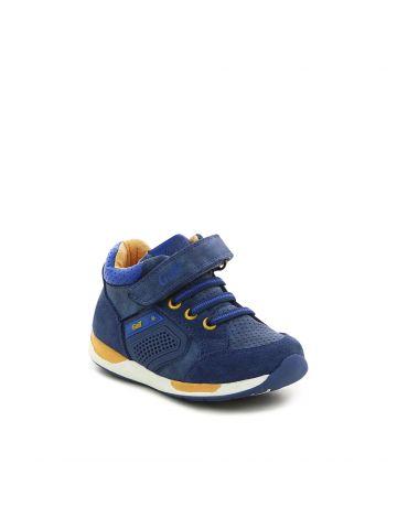 נעלי הליכה מעוצבות כחול