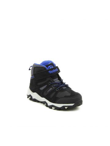 נעלי טיולים גבוהות שחורות