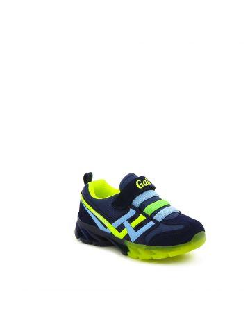 נעלי ספורט רצועות צבעוניות