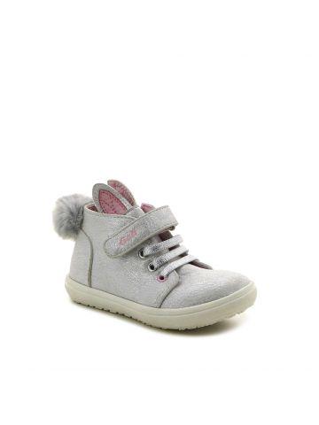 נעליים ארנב עם פונפון