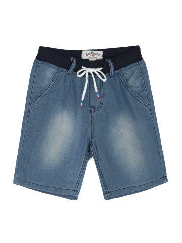 מכנסי ג'ינס קצרים אופנתיים
