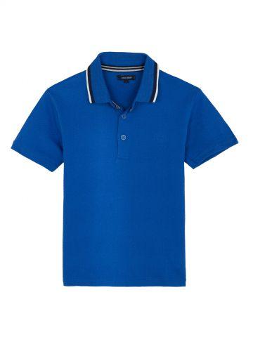 חולצת פולו חתיכית