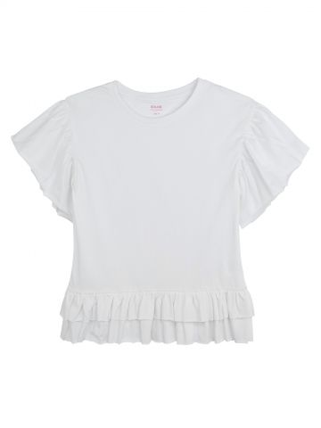 חולצת וולן קצרה