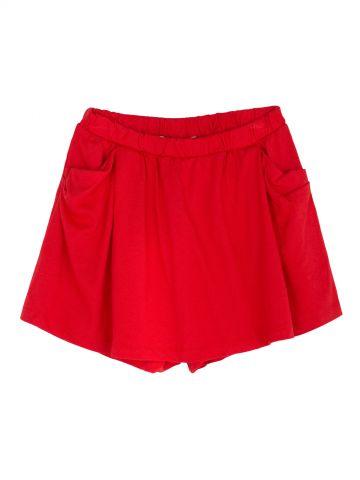 חצאית כיסים קלילה