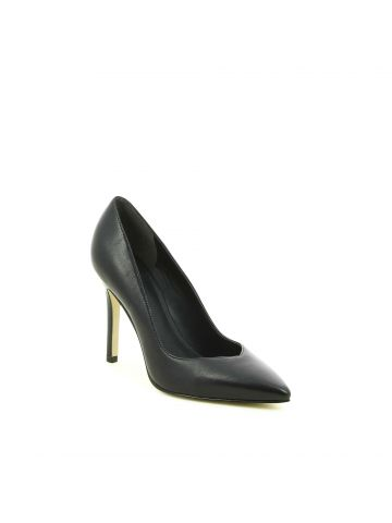 BECOOL נעלי סטילטו שחורות