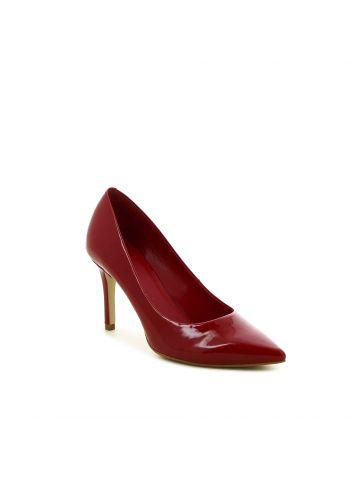 ELE נעלי סטילטו אדומות