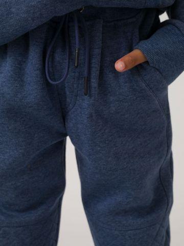 מכנס פוטר כחול