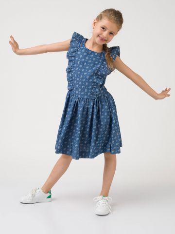 שמלת וולן פייזלי