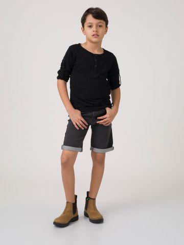 מכנסי ברמודה טרנדיים