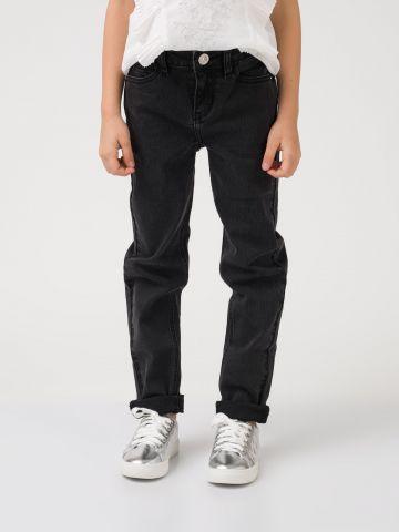 ג'ינס שחור מדליק