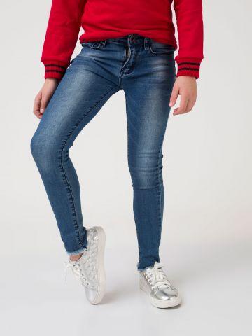 ג'ינס סקיני חמישה כיסים