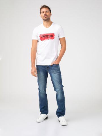 JAMES ג'ינס גזרה ישרה