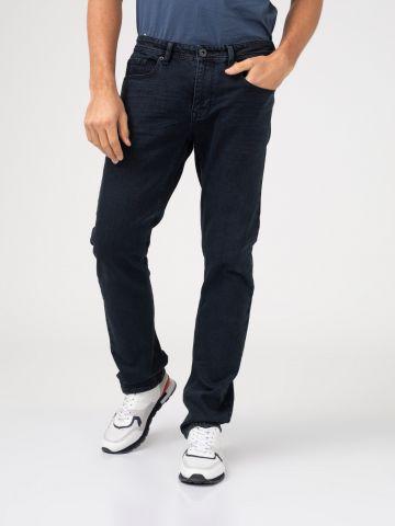 COLTH  ג'ינס כהה גזרה רחבה