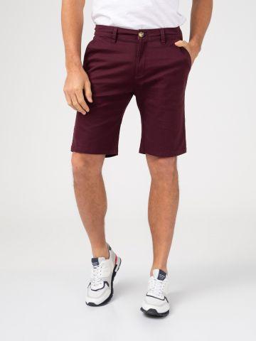 מכנסי ברמודה צ'ינו קצרים