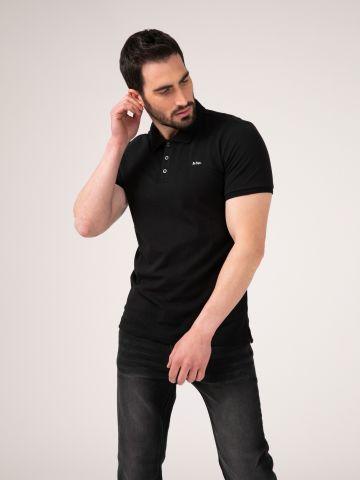 חולצת פולו לוגו LC