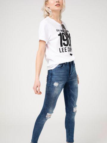 PEARL ג'ינס ג'וג בגובה מותן