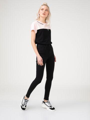 LOLA ג'ינס סקיני חלק