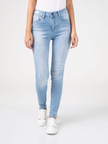 LOLA CANDIANI סקיני ג'ינס גבוה