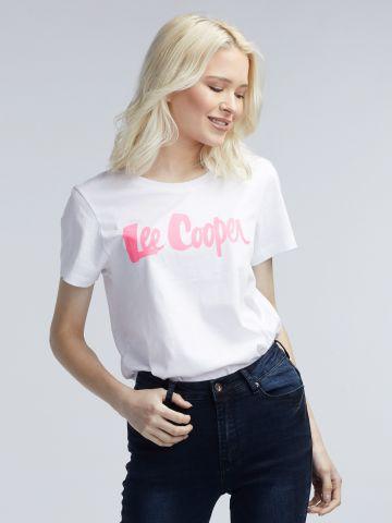 חולצה ממותגת LEE_COOPER