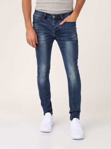 ג'ינס אורבני סופר סקיני