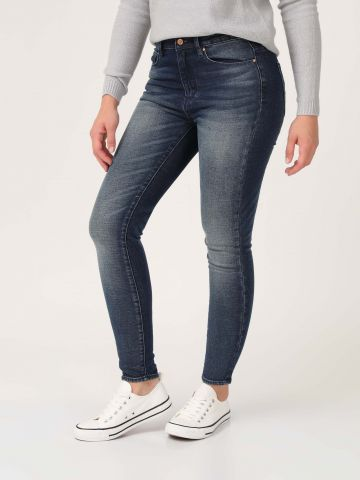 LOLA ג'ינס גבוה משופשף