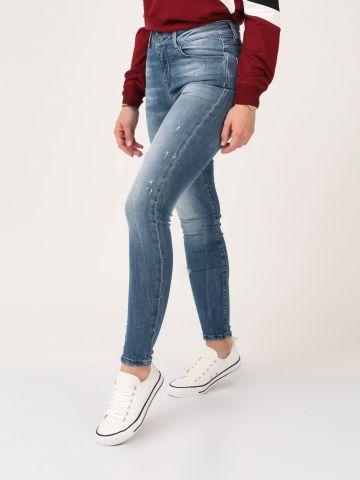 LOLA ג'ינס צר מפשעה גבוהה