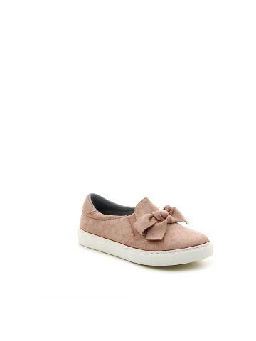 נעלי סניקרס עם פפיון מחוייט