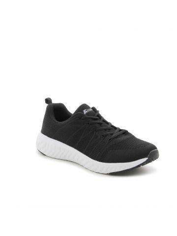 נעלי ספורט סרוגות אפורות