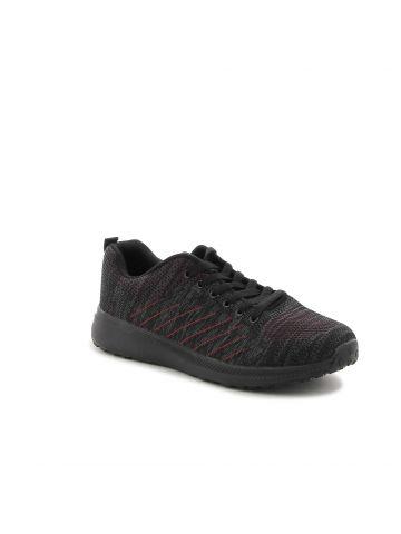 נעלי ספורט פסים ונקודות