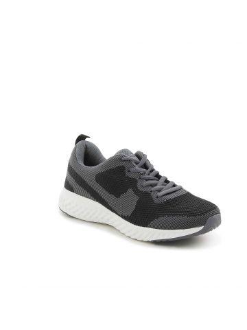 נעלי ספורט ג'וגינג אפורות