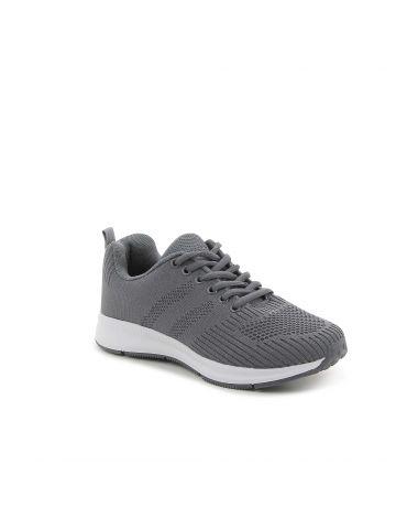נעלי ג'וגינג גמישות אפורות