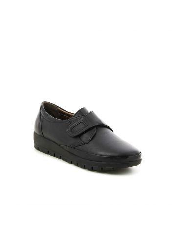 נעלי נוחות מעור עם סקוץ'