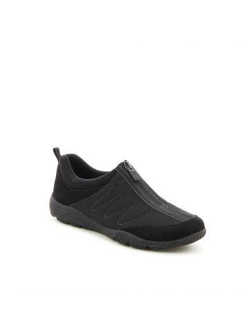 נעלי נוחות עם רוכסן באמצע