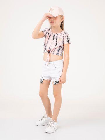 חולצת קשירה טאי דאי