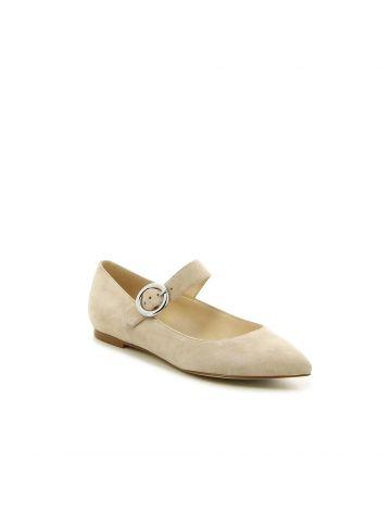 נעלי שיק עם רצועה עליונה
