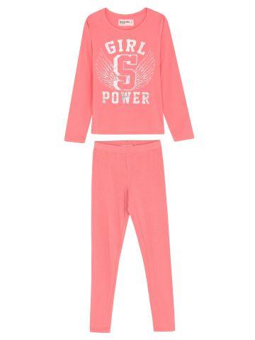 חליפת פוטר GIRL_POWER