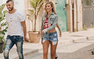 """לי קופר ג'ינסים החל מ-149.90 ש""""ח"""